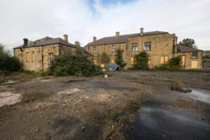wolsingham steel works site